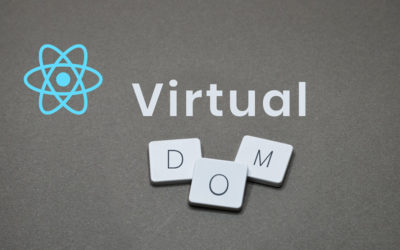The Significance of Virtual DOM in ReactJs ..!